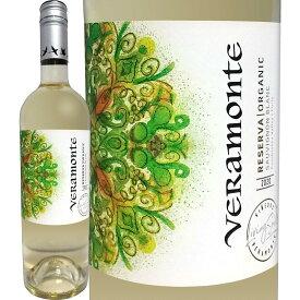 ヴェラモンテ・ソーヴィニョン・ブラン・レゼルヴァ・カサブランカ・ヴァレー 2020【白ワイン】【750ml】【チリ】【Veramonte】【オーガニック認証】 【Organic】