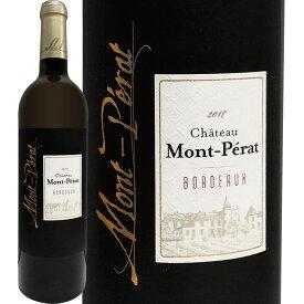 シャトー・モン・ペラ・ブラン 2017【フランス】【白ワイン】【750ml】【ボルドー】【辛口】