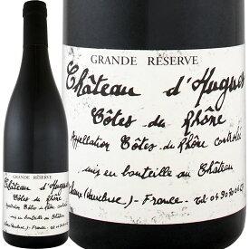 フルボディ 赤ワイン シャトー・デュッグ・コート・デュ・ローヌ・グラン・リゼルヴ 2016【フランス 】【赤ワイン】【750ml】【ミディアムボディ寄りのフルボディ】【辛口】【Chateau d'hugue】