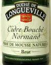 クーポン ロングヴィル シードル・ブーシェ・ノルマン・ブリュット フランス スパークリングワイン