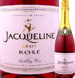 ロゼスパークリングワイン カミュ・ジャックリーヌ・ブリュット・ロゼ【フランス】【ロゼスパークリングワイン】【750ml】【やや辛口】