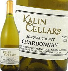 カリン・セラーズ・シャルドネ・キュベCH(チャールズ・ハインツ) 1995【ソノマ】【熟成】【白ワイン】【750ml】【アメリカ】【カリフォルニア】【パーカー96点】【Kalin Cellars】
