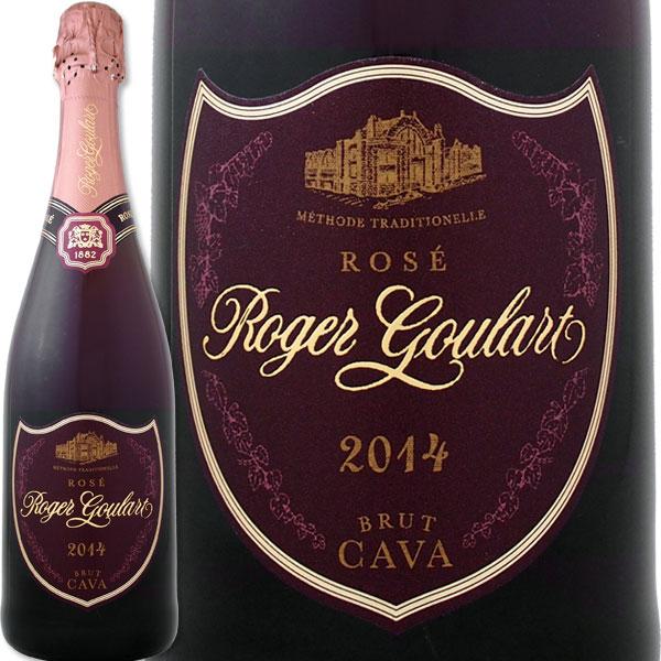 ロジャー・グラート・カヴァ・ロゼ【高級シャンパン[ドンペリ・ロゼ]に勝った超噂のスパーク!!】【スペイン】【ロゼスパークリングワイン】【750ml】【ミディアムボディ寄りのライトボディ】【辛口】|スパークリング