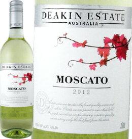 白ワイン ディーキン・エステート・モスカート(※最新ヴィンテージでお届けとなります)【オーストラリア】【白ワイン】【750ml】【ミディアムボディ寄りのライトボディ】【甘口】