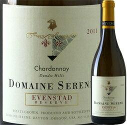 ドメーヌ・セリーヌ・エヴァンスタッド・リザーヴ・シャルドネ 2014【750ml】【白ワイン】【辛口】【フルボディ】【アメリカ】【ワイン・スペクテーター誌】【年間第2位】【95点】【Domaine Serene】