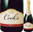 クックス・ブリュット・カリフォルニア アメリカ スパークリングワイン カリフォルニア スパーク プレゼント