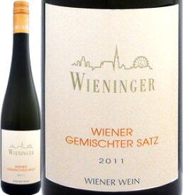 ヴィーニンガー・ウィーナー・ゲミシュターサッツ 2018【オーストリア】【白ワイン】【750ml】【ミディアムボディ】【辛口】