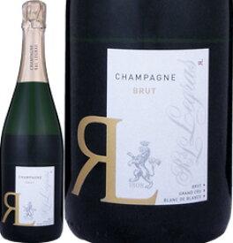 R&L ルグラ・グランクリュ・ブリュット・ブラン・ド・ブラン【フランス】【白スパークリングワイン】【750ml】【ミディアムボディ】【辛口】