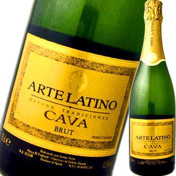 [クーポンで最大2,000円OFF]アルテラティーノ・カヴァ・ブリュット【スペイン】【白スパークリングワイン】【750ml】【ミディアムボディ寄りのライトボディ】【辛口】
