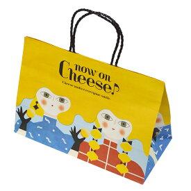 手提紙袋B(小)now on Cheese 【クッキー最大6個まで収納可】