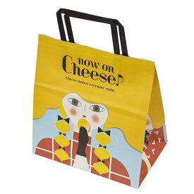 手提紙袋A(特小)now on Cheese 【クッキー最大4個まで収納可】