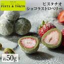 チョコレート ピスタチオ ショコラストロベリー PISTA & TOKYO ギフト スイーツ バレンタイン