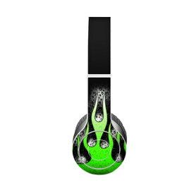 【Decalgirl】Beats Solo 3 Wireless/Beats Solo 2 Wireless/Beats Studio Wireless/Beats Solo 2/Studio 2013/Beats Mixr/Beats Wireless(2012年以前)/Beats Studio/Beats Solo HD用プレミアムスキンシール【Acid Flames】【お取り寄せ1週間から2週間】カバーケース