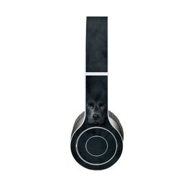 【Decalgirl】Beats Solo 3 Wireless/Beats Solo 2 Wireless/Beats Studio Wireless/Beats Solo 2/Studio 2013/Beats Mixr/Beats Wireless(2012年以前)/Beats Studio/Beats Solo HD用プレミアムスキンシール【Black Lab】【お取り寄せ1週間から2週間】カバーケース
