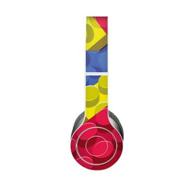 【Decalgirl】Beats Solo 3 Wireless/Beats Solo 2 Wireless/Beats Studio Wireless/Beats Solo 2/Studio 2013/Beats Mixr/Beats Wireless(2012年以前)/Beats Studio/Beats Solo HD用プレミアムスキンシール【Bricks】【お取り寄せ1週間から2週間】カバーケース