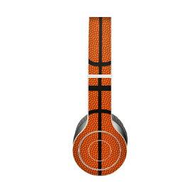 【Decalgirl】Beats Solo 3 Wireless/Beats Solo 2 Wireless/Beats Studio Wireless/Beats Solo 2/Studio 2013/Beats Mixr/Beats Wireless(2012年以前)/Beats Studio/Beats Solo HD用プレミアムスキンシール【Basketball】【お取り寄せ3週間】カバーケース