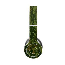 【Decalgirl】Beats Solo 3 Wireless/Beats Solo 2 Wireless/Beats Studio Wireless/Beats Solo 2/Studio 2013/Beats Mixr/Beats Wireless(2012年以前)/Beats Studio/Beats Solo HD用プレミアムスキンシール【CAD Camo】【お取り寄せ1週間から2週間】カバーケース