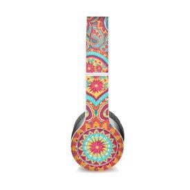 【Decalgirl】Beats Solo 3 Wireless/Beats Solo 2 Wireless/Beats Studio Wireless/Beats Solo 2/Studio 2013/Beats Mixr/Beats Wireless(2012年以前)/Beats Studio/Beats Solo HD用プレミアムスキンシール【Carnival Paisley】【お取り寄せ1週間から10日】カバーケース
