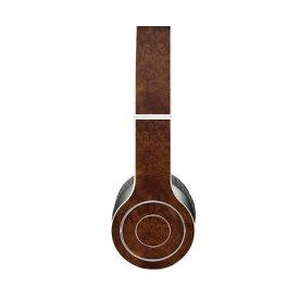 【Decalgirl】Beats Solo 3 Wireless/Beats Solo 2 Wireless/Beats Studio Wireless/Beats Solo 2/Studio 2013/Beats Mixr/Beats Wireless(2012年以前)/Beats Studio/Beats Solo HD用プレミアムスキンシール【Dark Burlwood】【お取り寄せ1週間から2週間】カバーケース