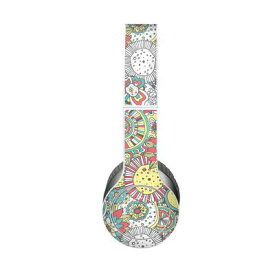 【Decalgirl】Beats Solo 3 Wireless/Beats Solo 2 Wireless/Beats Studio Wireless/Beats Solo 2/Studio 2013/Beats Mixr/Beats Wireless(2012年以前)/Beats Studio/Beats Solo HD用プレミアムスキンシール【Faded Floral】【お取り寄せ1週間から2週間】カバーケース