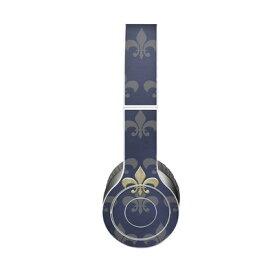 【Decalgirl】Beats Solo 3 Wireless/Beats Solo 2 Wireless/Beats Studio Wireless/Beats Solo 2/Studio 2013/Beats Mixr/Beats Wireless(2012年以前)/Beats Studio/Beats Solo HD用プレミアムスキンシール【Fleur De Lis】【お取り寄せ1週間から2週間】カバーケース