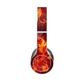 【Decalgirl】Beats Solo 3 Wireless/Beats Solo 2 Wireless/Beats Studio Wireless/Beats Solo 2/Studio 2013/Beats Mixr/Beats Wireless(2012年以前)/Beats Studio/Beats Solo HD用プレミアムスキンシール【Flower Of Fire】【お取り寄せ1週間から2週間】カバーケース