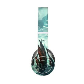 【Decalgirl】Beats Solo 3 Wireless/Beats Solo 2 Wireless/Beats Studio Wireless/Beats Solo 2/Studio 2013/Beats Mixr/Beats Wireless(2012年以前)/Beats Studio/Beats Solo HD用プレミアムスキンシール【Into the Unknown】【お取り寄せ1週間から10日】カバーケース