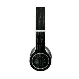 【Decalgirl】Beats Solo 3 Wireless/Beats Solo 2 Wireless/Beats Studio Wireless/Beats Solo 2/Studio 2013/Beats Mixr/Beats Wireless/Beats Studio/Beats Solo HD用プレミアムスキンシール【Matrix Style Code】【お取り寄せ1週間から2週間】