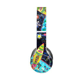 【Decalgirl】Beats Solo 3 Wireless/Beats Solo 2 Wireless/Beats Studio Wireless/Beats Solo 2/Studio 2013/Beats Mixr/Beats Wireless(2012年以前)/Beats Studio/Beats Solo HD用プレミアムスキンシール【Out to Space】【お取り寄せ1週間から2週間】カバーケース