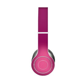 【Decalgirl】Beats Solo 3 Wireless/Beats Solo 2 Wireless/Beats Studio Wireless/Beats Solo 2/Studio 2013/Beats Mixr/Beats Wireless(2012年以前)/Beats Studio/Beats Solo HD用プレミアムスキンシール【Pink Burst】【お取り寄せ1週間から2週間】カバーケース