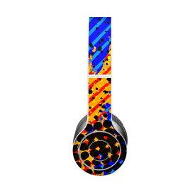 【Decalgirl】Beats Solo 3 Wireless/Beats Solo 2 Wireless/Beats Studio Wireless/Beats Solo 2/Studio 2013/Beats Mixr/Beats Wireless(2012年以前)/Beats Studio/Beats Solo HD用プレミアムスキンシール【Reflux】【お取り寄せ1週間から2週間】カバーケース