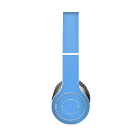 【Decalgirl】Beats Solo 3 Wireless/Beats Solo 2 Wireless/Beats Studio Wireless/Beats Solo 2/Studio 2013/Beats Mixr/Beats Wireless(2012年以前)/Beats Studio/Beats Solo HD用プレミアムスキンシール【Solid State Blue】【お取り寄せ1週間から10日】カバーケース