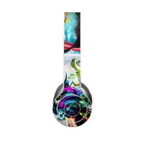 【Decalgirl】Beats Solo 3 Wireless/Beats Solo 2 Wireless/Beats Studio Wireless/Beats Solo 2/Studio 2013/Beats Mixr/Beats Wireless(2012年以前)/Beats Studio/Beats Solo HD用プレミアムスキンシール【Streaming Eye】【お取り寄せ1週間から2週間】カバーケース