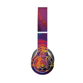 【Decalgirl】Beats Solo 3 Wireless/Beats Solo 2 Wireless/Beats Studio Wireless/Beats Solo 2/Studio 2013/Beats Mixr/Beats Wireless(2012年以前)/Beats Studio/Beats Solo HD用プレミアムスキンシール【Thermal Tiger】【お取り寄せ1週間から2週間】カバーケース