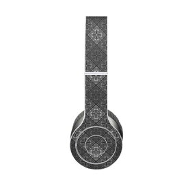 【Decalgirl】Beats Solo 3 Wireless/Beats Solo 2 Wireless/Beats Studio Wireless/Beats Solo 2/Studio 2013/Beats Mixr/Beats Wireless(2012年以前)/Beats Studio/Beats Solo HD用プレミアムスキンシール【Tungsten】【お取り寄せ1週間から2週間】カバーケース