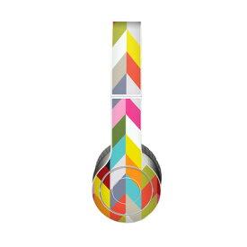 【Decalgirl】Beats Solo 3 Wireless/Beats Solo 2 Wireless/Beats Studio Wireless/Beats Solo 2/Studio 2013/Beats Mixr/Beats Wireless(2012年以前)/Beats Studio/Beats Solo HD用プレミアムスキンシール【Ziggy Condensed】【お取り寄せ1週間から2週間】カバーケース