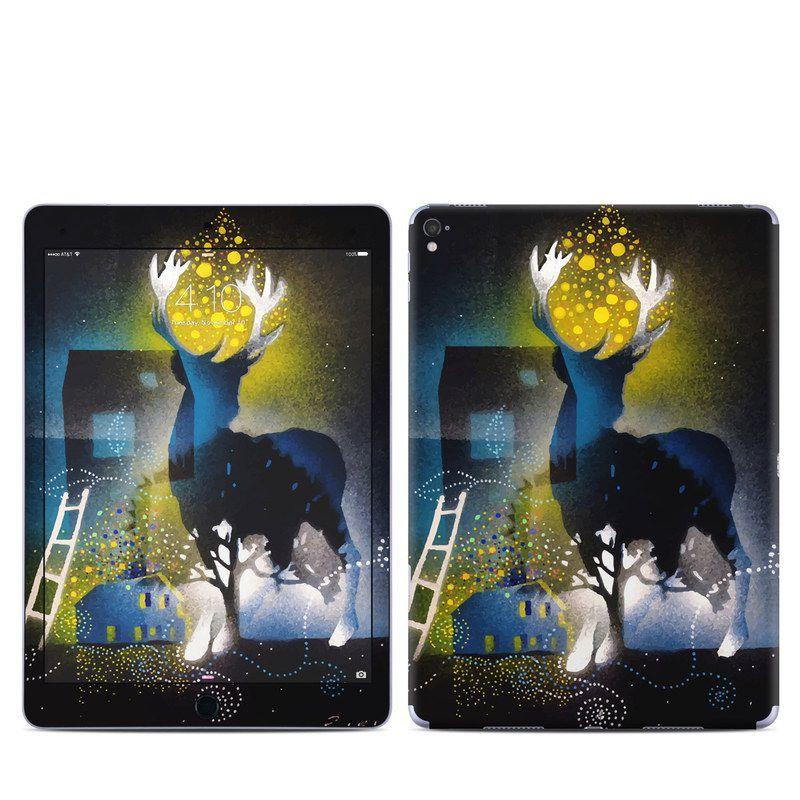 【Decalgirl】Apple iPad Pro9.7/iPad Pro12/iPad Air2/iPad Air/iPad3/iPad2/iPad用スキンシール【Aurora Borealis】【お取り寄せ1週間から2週間】ケースカバー