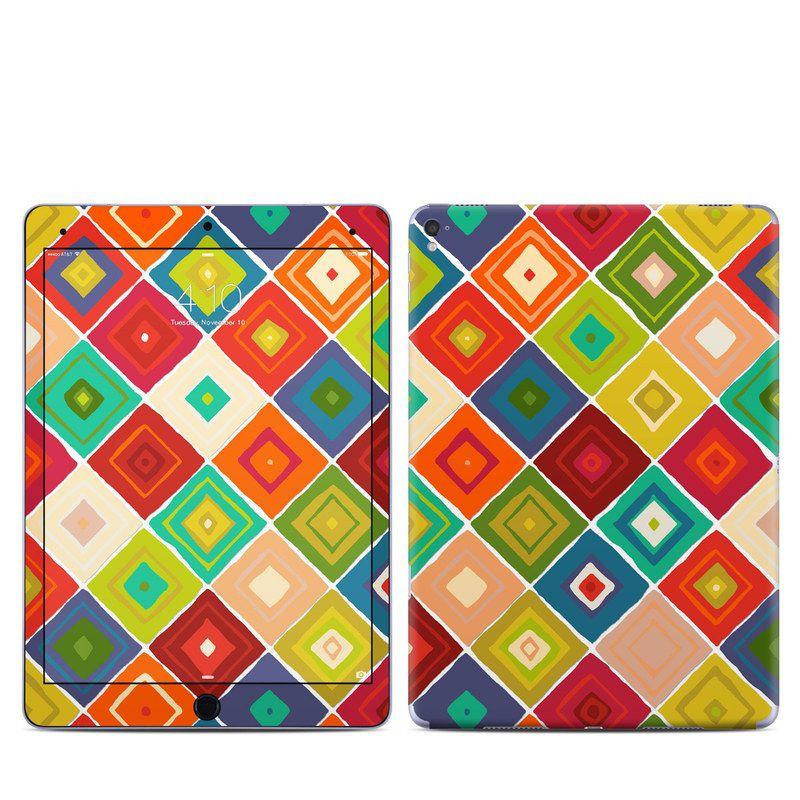 【Decalgirl】Apple iPad Pro9.7/iPad Pro12/iPad Air2/iPad Air/iPad3/iPad2/iPad用スキンシール【Diamante】【お取り寄せ1週間から2週間】ケースカバー