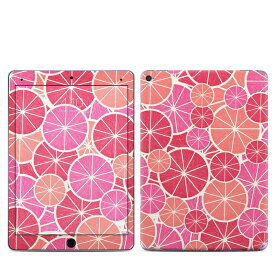 【Decalgirl】Apple iPad Pro9.7/iPad Pro12/iPad Air2/iPad Air/iPad3/iPad2/iPad用スキンシール【Grapefruit】【お取り寄せ3週間】ケースカバー