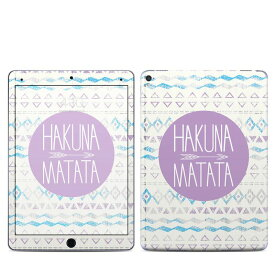 【Decalgirl】Apple iPad Pro9.7/iPad Pro12/iPad Air2/iPad Air/iPad3/iPad2/iPad用スキンシール【Hakuna Matata】【お取り寄せ3週間】ケースカバー