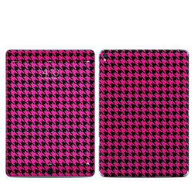 【Decalgirl】Apple iPad Pro9.7/iPad Pro12/iPad Air2/iPad Air/iPad3/iPad2/iPad用スキンシール【Pink Houndstooth】【お取り寄せ3週間】ケースカバー