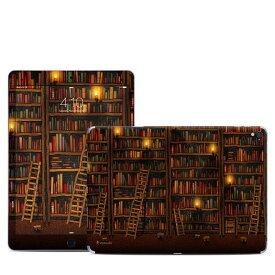 【Decalgirl】Apple iPad Pro9.7/iPad Pro12/iPad Air2/iPad Air/iPad3/iPad2/iPad用スキンシール【Library】【お取り寄せ1週間から2週間】ケースカバー