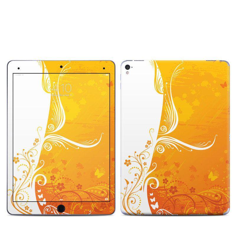【Decalgirl】Apple iPad Pro9.7/iPad Pro12/iPad Air2/iPad Air/iPad3/iPad2/iPad用スキンシール【Orange Crush】【お取り寄せ1週間から2週間】ケースカバー