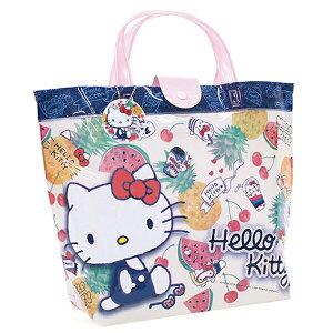 ハローキティ ビーチバッグ バケット プールバッグ バケットタイプ バケット型 ビニールバッグ キッズ 女の子 キティちゃん HELLO KITTY サンリオ sanrio ピンク