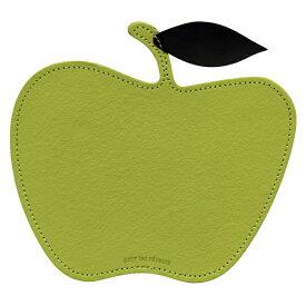 ブリストン アップルマウスパッド【グリーン】 500161-243【あす楽対応】