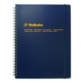 【DELFONICS/デルフォニックス】ロルバーン ポケット付メモ (XL)【ダークブルー】 NRP06-DB 【あす楽対応】