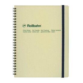 【DELFONICS/デルフォニックス】ロルバーン ポケット付メモ (XL)【クリーム】 500057-180 【あす楽対応】