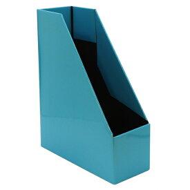 A4 マガジンボックス SOLID2 縦型【スカイ】 SLD2-52-20【あす楽対応】