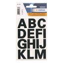 【HERMA/ヘルマ】ラベル #4167(防水シール)【アルファベット】 304167 【あす楽対応】