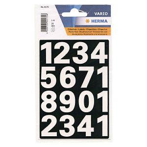 ラベル #4170(防水シール)【数字】 304170【あす楽対応】